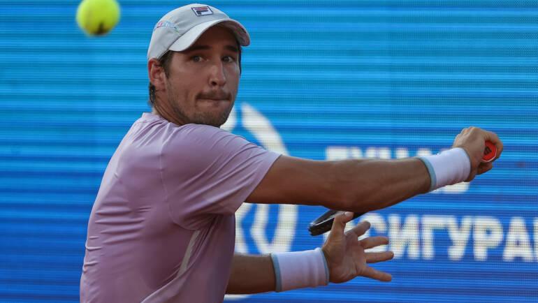 Lajović: I am happy with the way I played