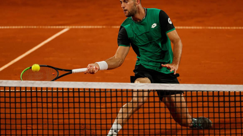 Đere retires from Belgrade Open