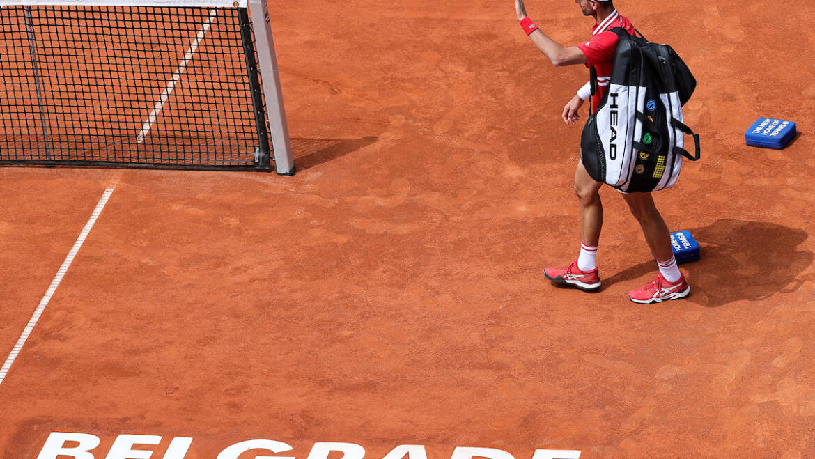 Novak quest for the title continues on Friday