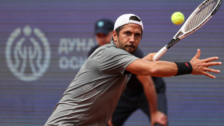 Verdasco: I could not bend my elbow