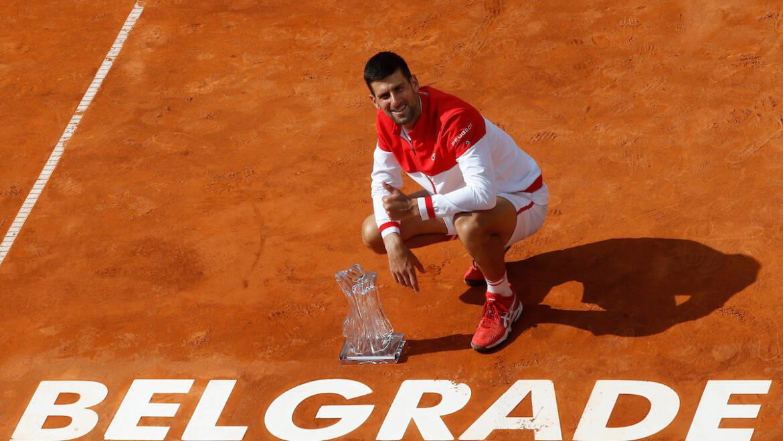 Novak Đoković osvojio Belgrade Open