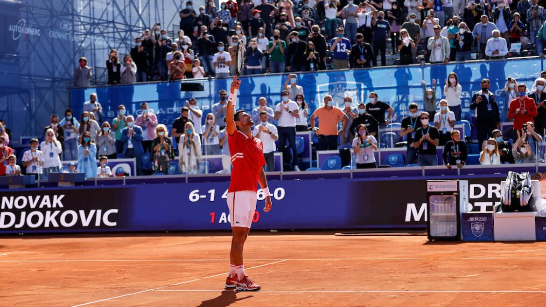 Pripreme za Roland Garros idu dobro