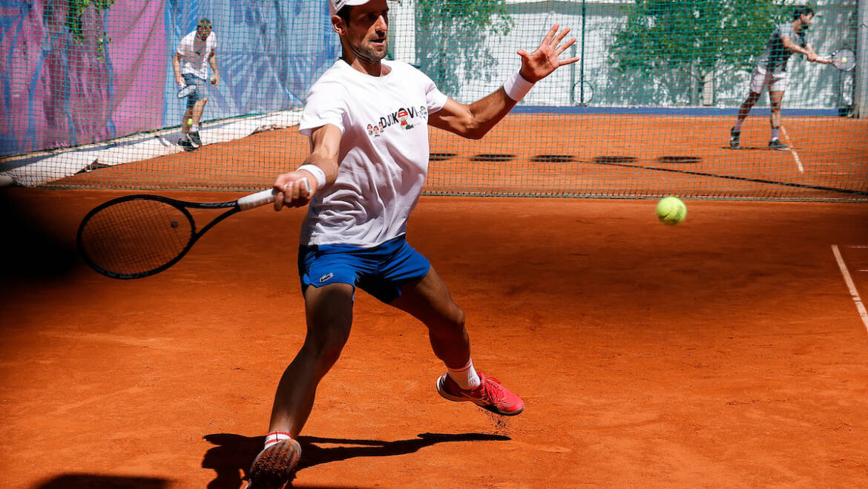 Đoković: Serbia does good thing for tennis