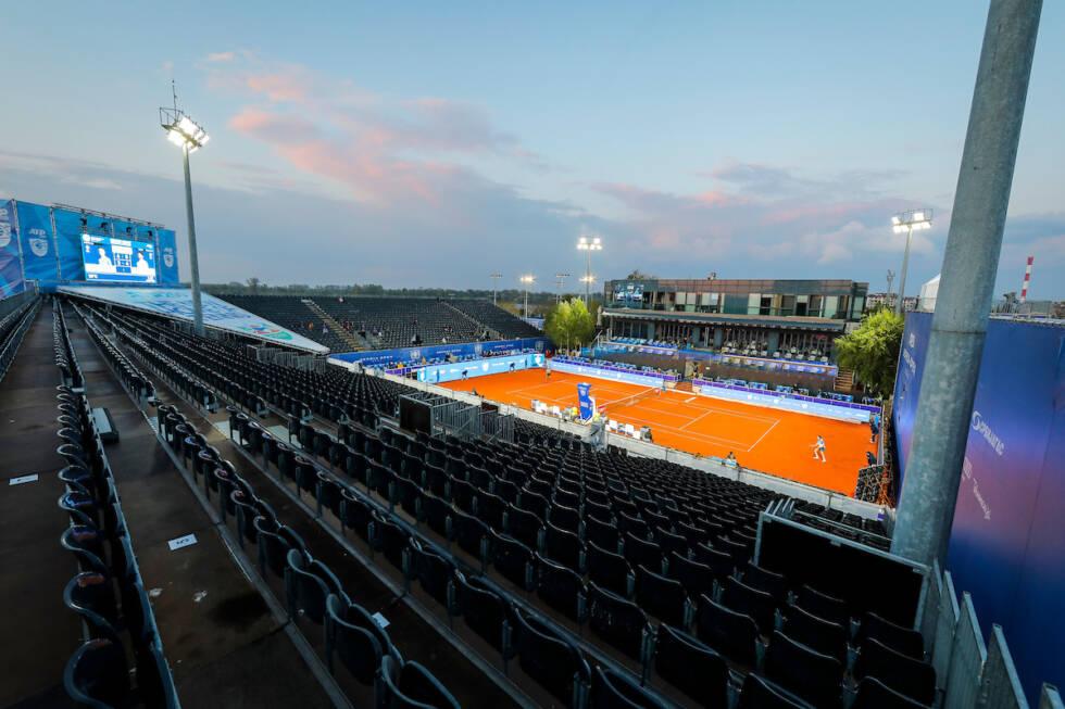 Belgrade Opena qualifying tournament draw